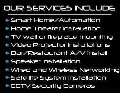 satellite installation offerings